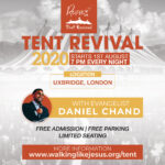 Tent Revival London 2020